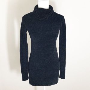 Lovers + Friends chenille cowl neck sweater